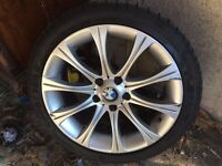 Bmw e60 m5 alloys 18 inch