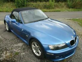 image for BMW Z3 2.0 auto Roadster. Estoril Blue with Leather interior WE CAN DELIVER