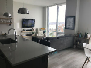 Kings Wharf, 1 Bedroom plus Den apartment available May 1st