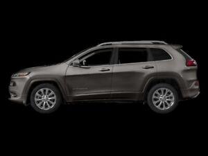 2018 Jeep Cherokee Overland  - Low Mileage