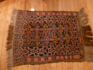 Hand Knotted  Persian Tribal / Village rug