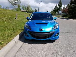 2010 MazdaSpeed 3 -2.3 disi Turbo -300 hp -6sp -loaded- obo