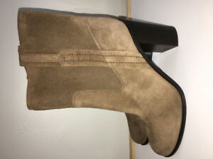Kate Spade Suede Boots - NEW !!