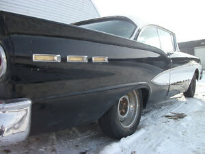 RARE 1958 RIDEAU METEOR TWO DOOR HARDTOP  for sale