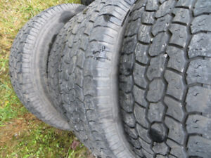LT265/70R17 COOPER SF510 10 PLY ALL WEATHER M+S