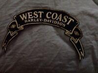 Harley Davidson dealer rocker