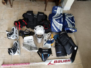 Kids Goalie Gear