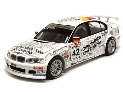 1:43 BMW 320 Muller Magny-Cours 2003 1/43 • Minichamps 400032442