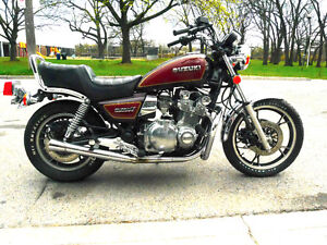 Clean, Classic Bike. Cert. Ready to Ride. Runs GREAT!
