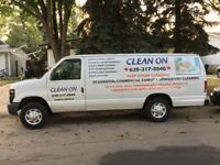 Clean On Carpet Cleaning