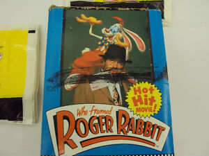 Roger Rabbit Non Sports Cards