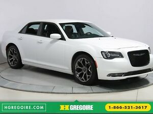 2015 Chrysler 300 300S AUTO A/C CUIR MAGS BLUETOOTH CAMERA RECUL