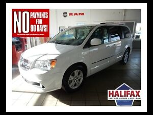 2016 Dodge GRAND CARAVAN Crew Plus LEATHER POWER DOORS AND LIFTG