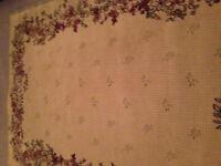 Area rug!