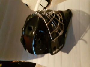Intermediate Large Goalie Hockey Helmet