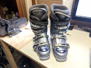 Head Ezon Ski Boots 22.5-23.5