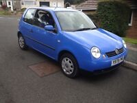 Volkswagen Lupo auto low mileage immaculate