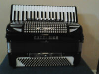 Excelsior Accordion with Case