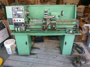 2hp Metal Lathe