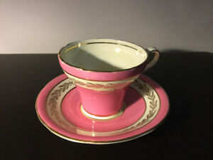 Aynsley bone china tea cup