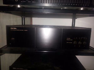 ROTEL6 CHANNEL AMP Windsor Region Ontario image 1