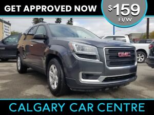 2014 GMC Acadia $159B/W TEXT US FOR EASY FINANCING! 587-582-2859