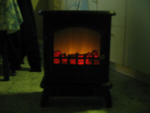Electric Stove (fire place)