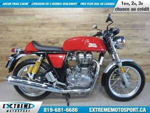 2017 Royal Enfield Continental GT 535 31,72$/SEMAINE