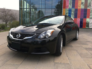 2012 Nissan ALTIMA COUPE 2.5 S | Leather | Bose Audio | Spoiler