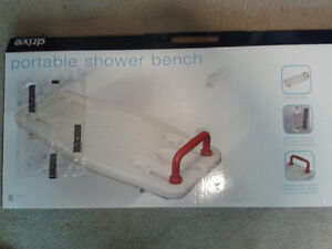 Portable Shower Bench