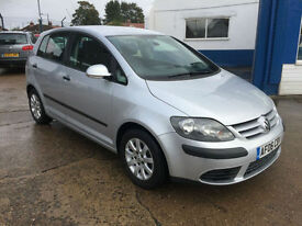 2006 Volkswagen Golf Plus 1.9TDI PD DIESEL SE 88,000 MILES GREAT HISTORY