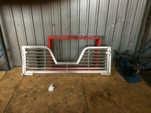 Pick up            Tail gate Aluminium