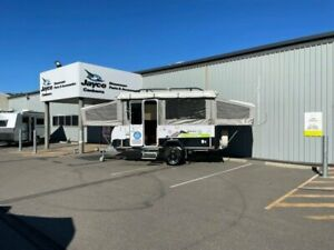 2014 Jayco Swan Outback OUTBACK Camper Trailer Oaks Estate Queanbeyan Area Preview
