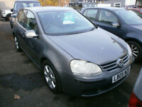 Volkswagen Golf 1.4 2005MY S CLEAN AND TIDY DRIVES WELL.