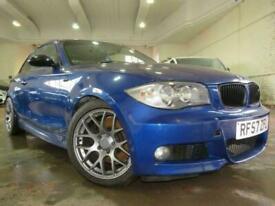 2007 57 BMW 1 SERIES 2.0 123D M SPORT 2D 202 BHP DIESEL