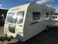 ☆ BAILEY PEGASUS 515 2010 ☆ 4 BERTH ALU TECH ☆ PRISTINE CONDITION THROUGHOUT☆