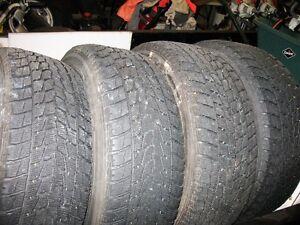 Toyo winter tires Kingston Kingston Area image 5
