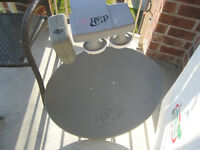 SATELLITE DISH 1000 Plus and Dish Network Receiver