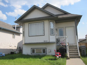 Fenced lower level duplex available Feb. 1
