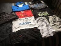 Men's XL Bundle McKenzie Nike Henley Adidas Crosshatch DL Project