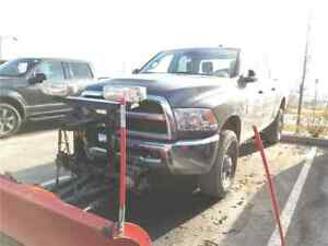 2014 Ram 2500 SXT, 6.4L Hemi, Snow Plow, Only 55,300 KMS