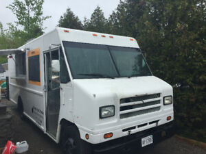 **REDUCED** FOOD TRUCK