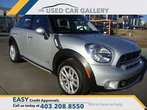 2016 MINI COOPER S Countryman ALL4, AWD! AUTO! Essentials Packag