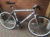 Raleigh Single Speed Fast Bike (Price Negotiable)