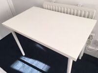House clearance: White Table Desk