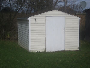 Storage shed for sale North Gower