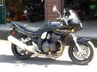 1999 Suzuki 1200 S Bandit