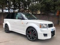 2007 Land Rover Range Rover Sport 3.6 TD V8 HSE - WIDE ARCH XCLUSIVE EDITION