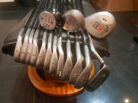 Complete Golf Club Set - Grab a Bargain!!