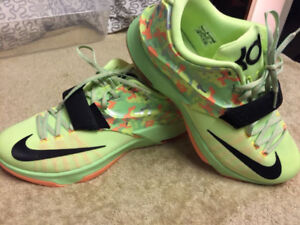 KD SHOES and ASICS GEL SKYSPEED 3
